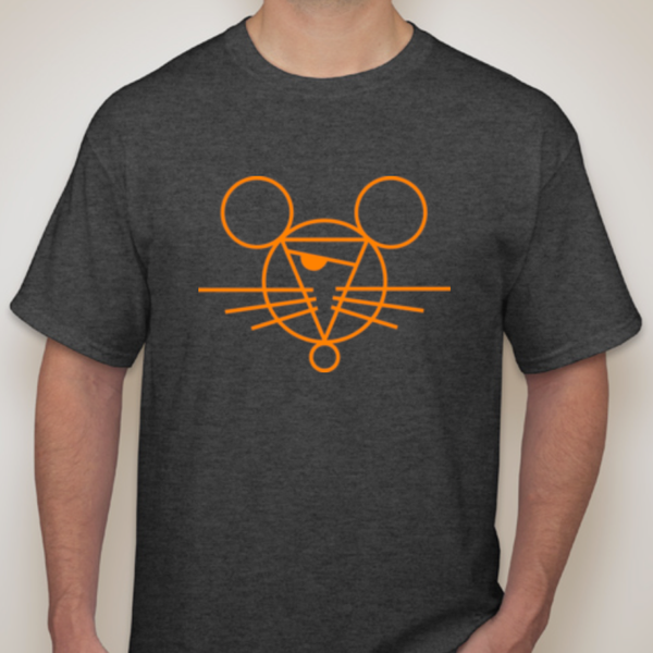 GiantMouse Anso / Vox Pirate Mouse Tee Shirt