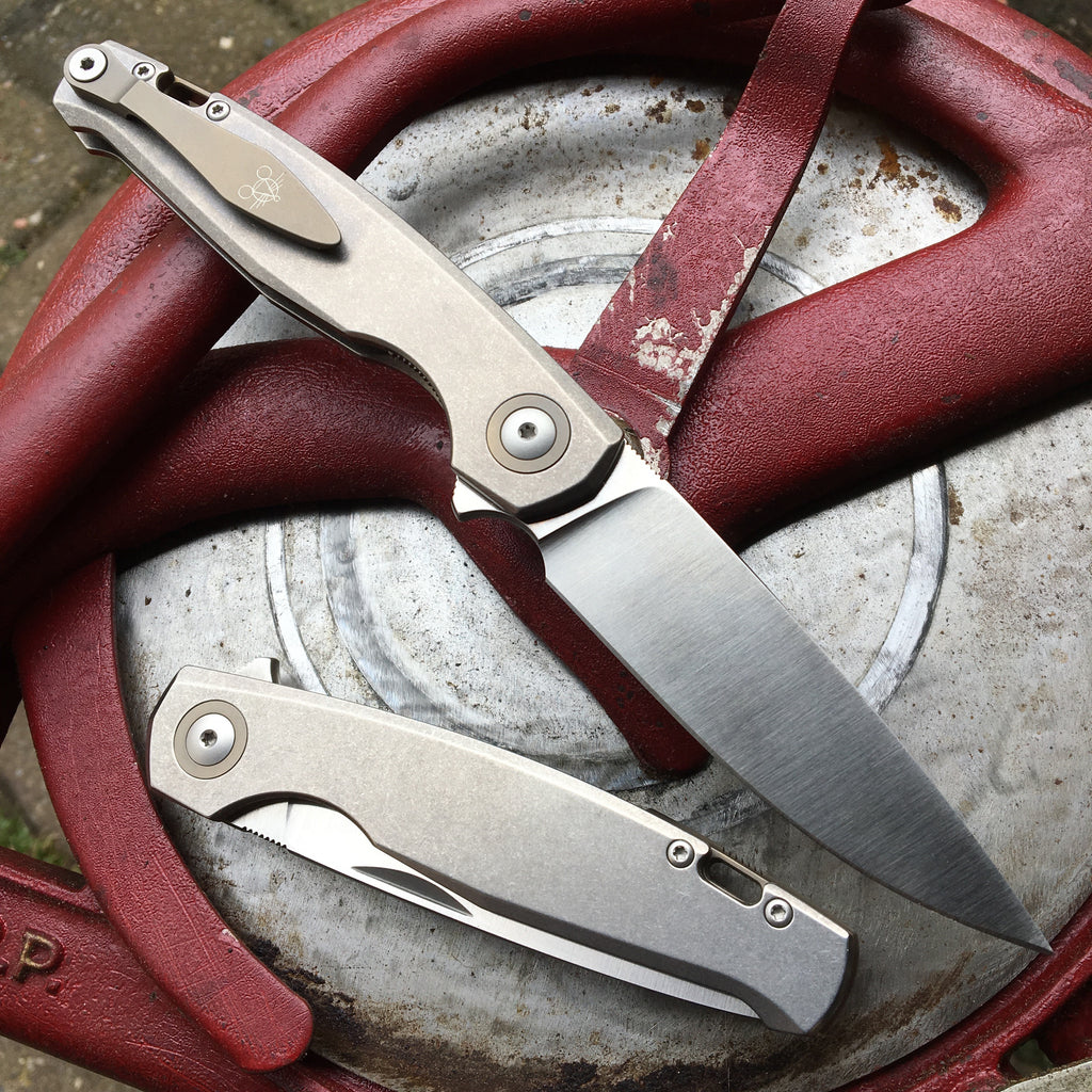 GiantMouse GM3 - GiantMouse Knives - Anso Vox Collaborations