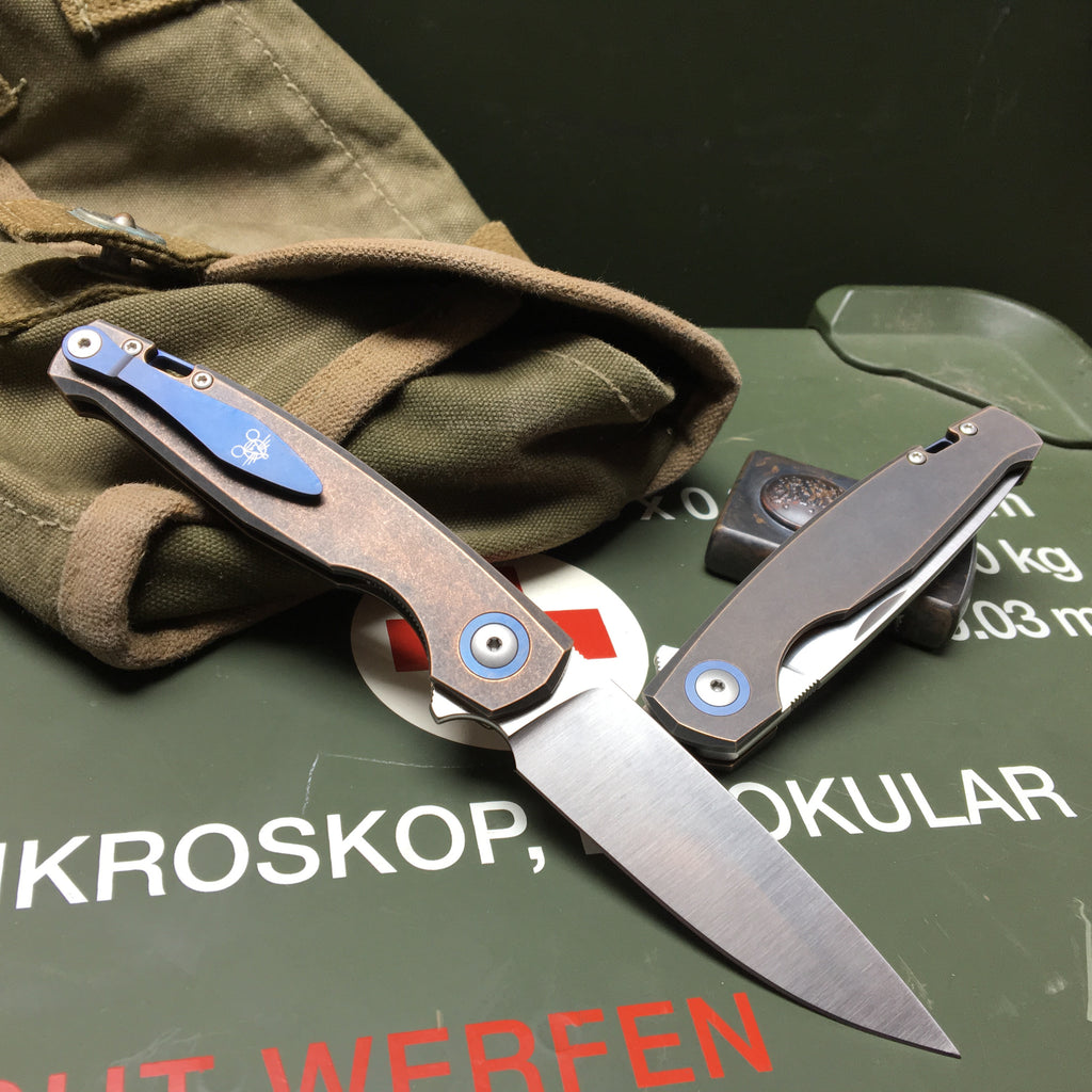 GiantMouse GMP3 - GiantMouse Knives - Anso Vox Collaborations