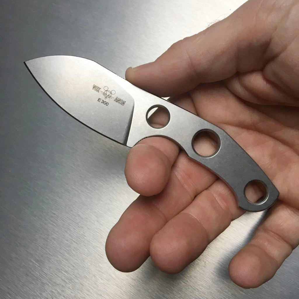 GiantMouse GMF1-E (ELMAX) - GiantMouse Knives - Anso Vox Collaborations