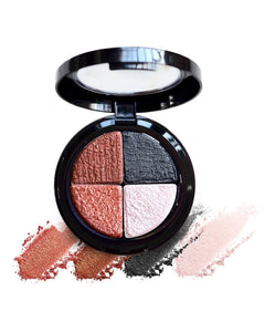 SHIMMER SHADOW QUAD - TORTOISE