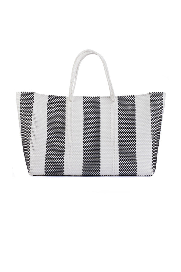 Truss | Oversized Black And White Weekender | MCPOPS