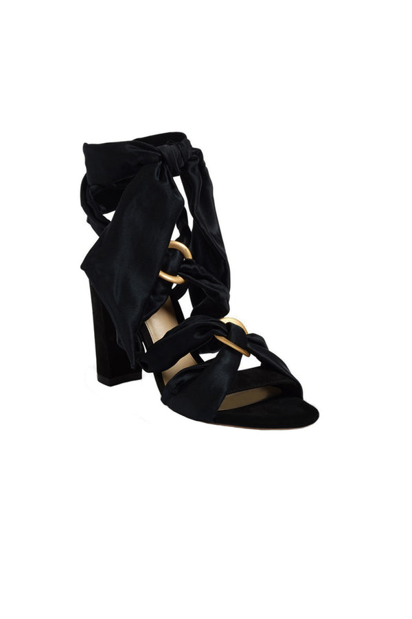 Alexandre Birman | Alessa Wrapped Sandals | MCPOPS