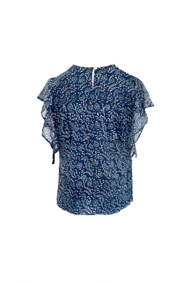 PALOMA RAMBLAS INK COTTON TOP