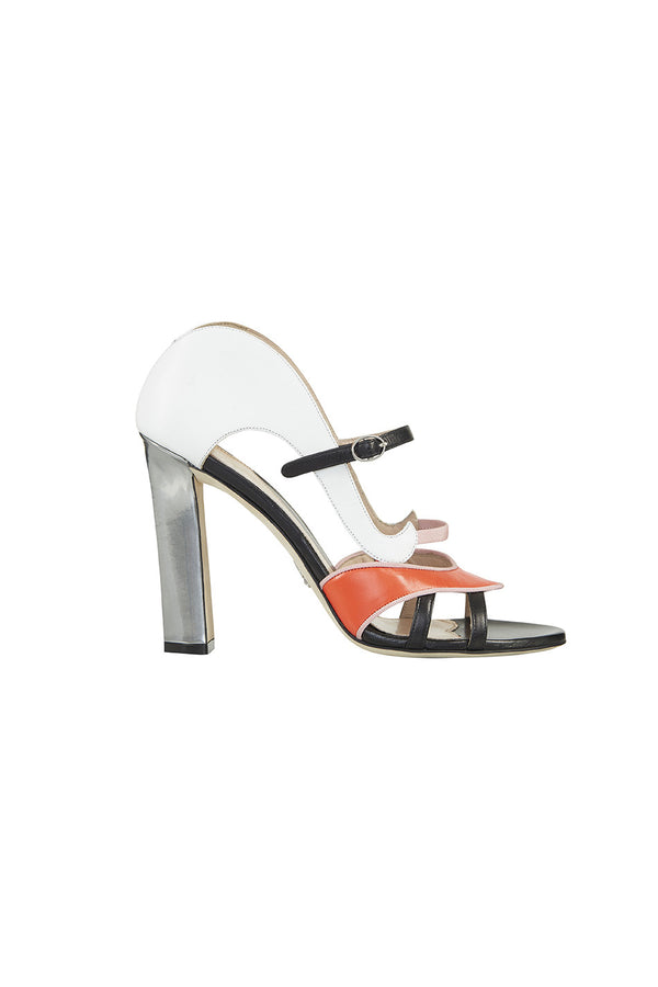 NABIS HIGH-HEEL SANDALS
