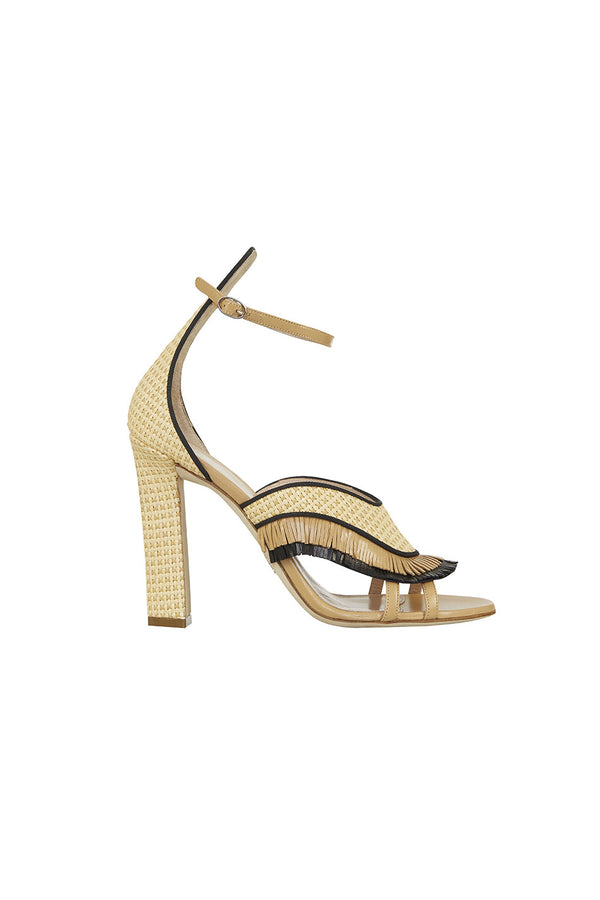 NANCY HIGH-HEEL SANDALS