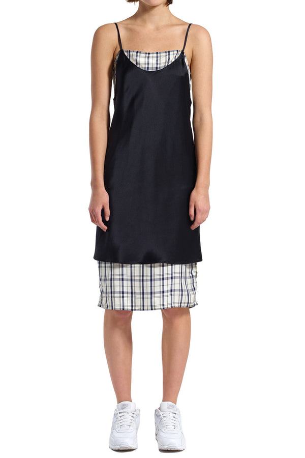 Public School | Blair Plaid Slip Dress | MCPOPS