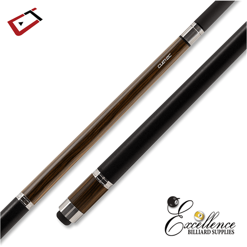 Cuetec Cynergy EBONY Pool Cue - Excellence Billiards NZL