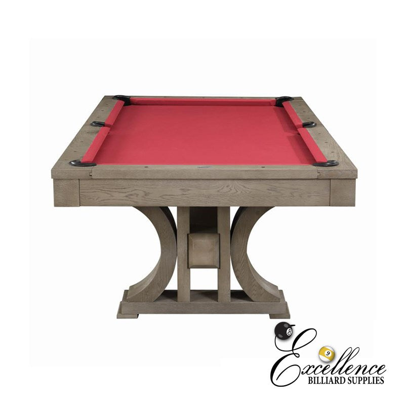 8' Malaga Pool Table - Excellence Billiards
