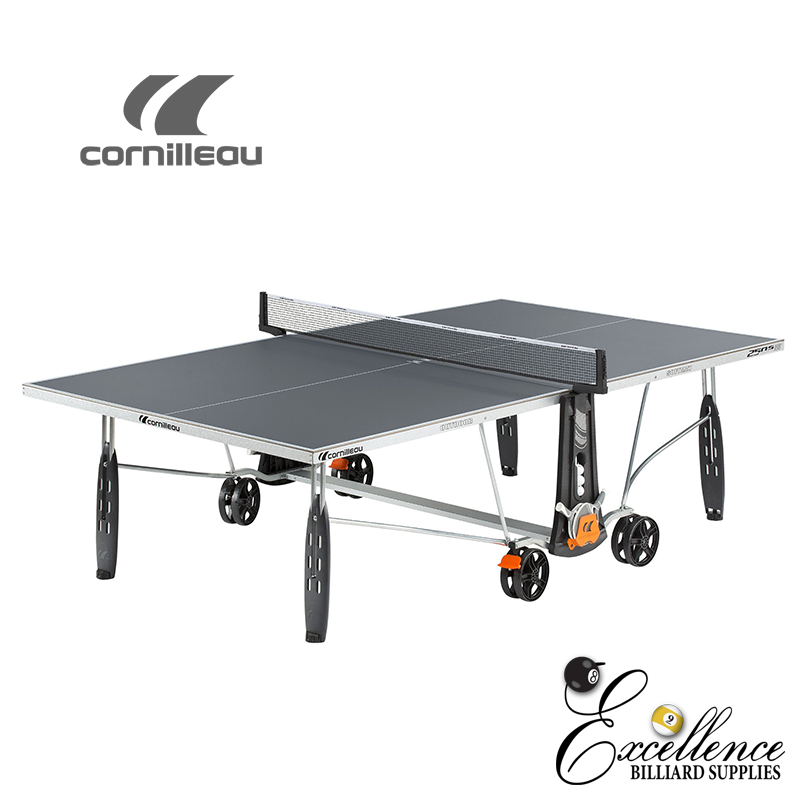 Cornilleau Table Tennis 250S Crossover - Grey - Excellence Billiards