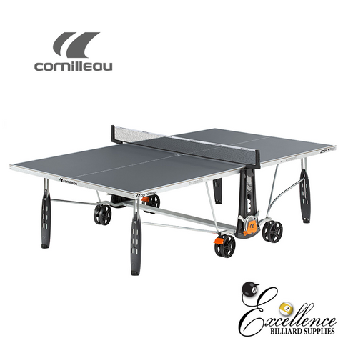 Cornilleau Table Tennis 250S Crossover - Grey - Excellence Billiards NZL