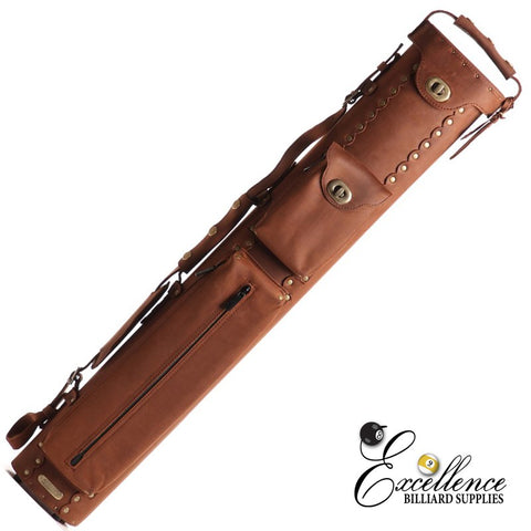 Instroke 2X4 Leather Buffalo Case - Excellence Billiards