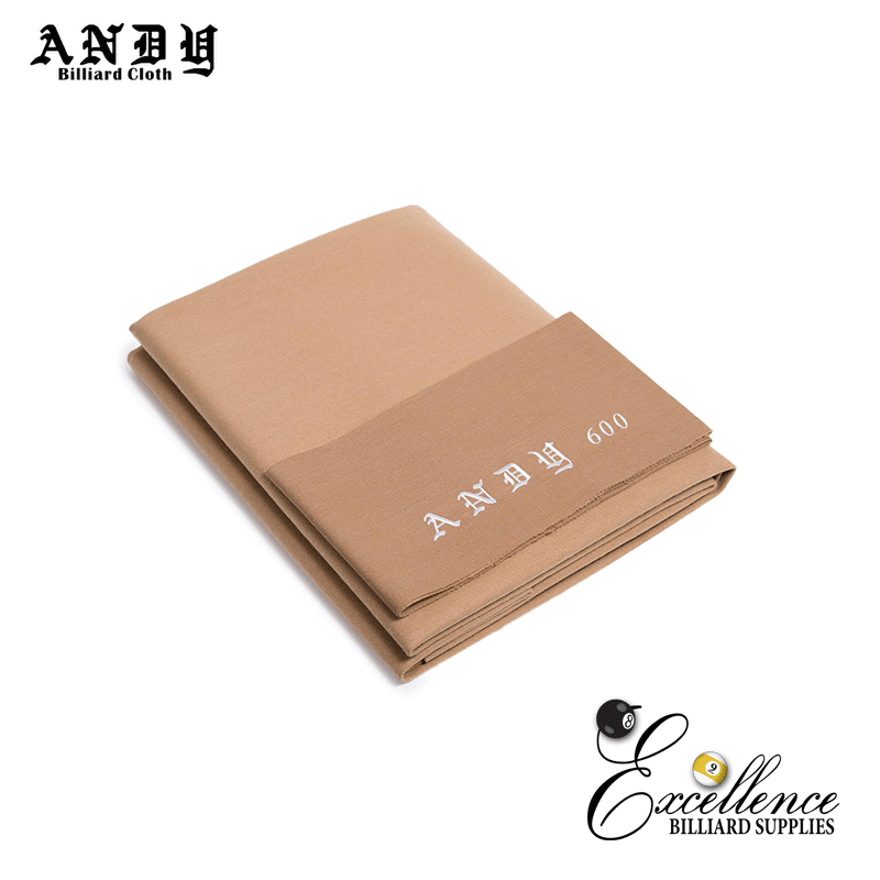ANDY 600 Cloth - 8ft CAMEL