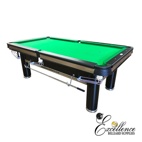 7' Excellence Tournament Pool Table - Deluxe
