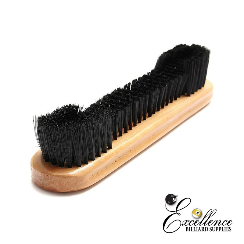"9"" Nylon Brush - Natural Finish"