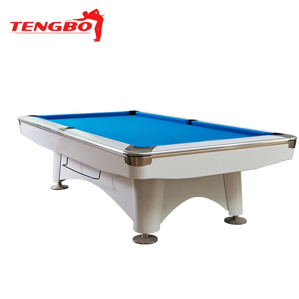Tengbo 9' Pool Table New Generation