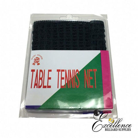 CN Table Tennis Net - Excellence Billiards