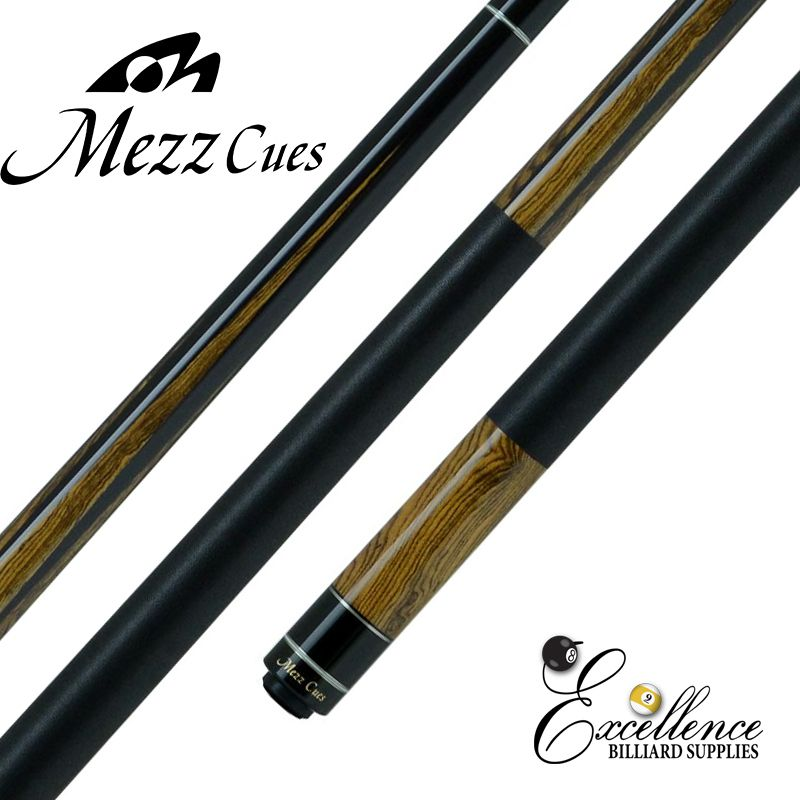 Mezz Cues CP-13SW/B - Excellence Billiards NZL