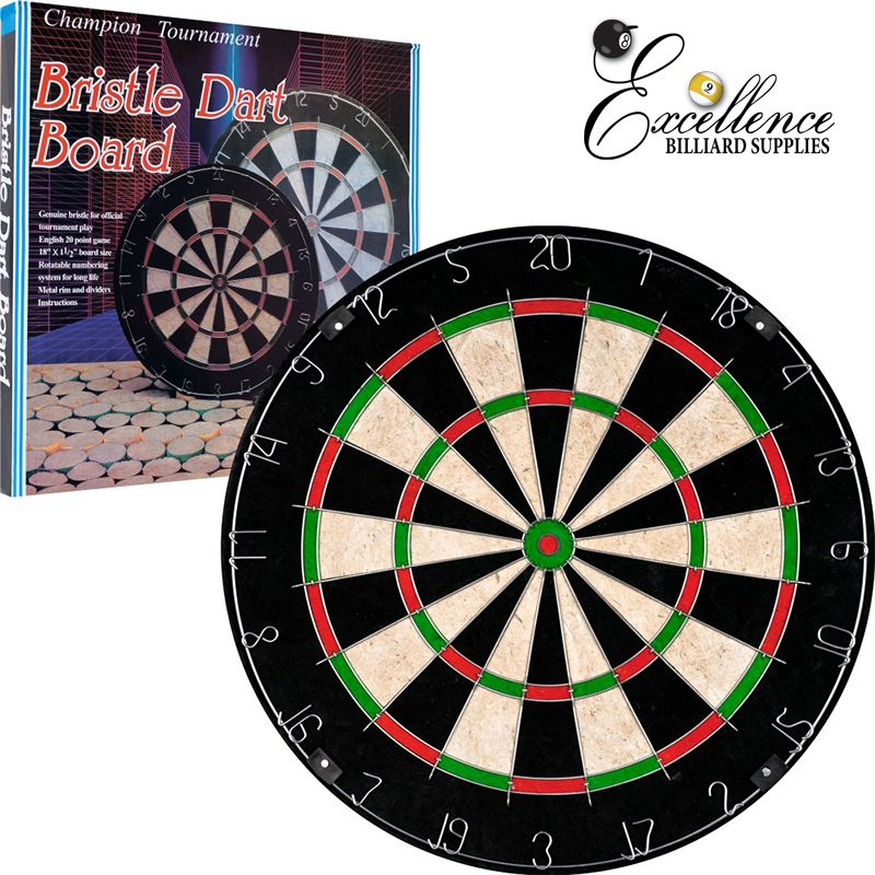 Tournament Bristle Dartboard