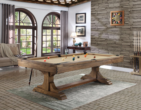 8' Maxima Pool Table - Excellence Billiards