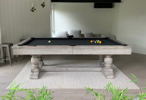 8' Pontius Pool Table - Excellence Billiards NZL