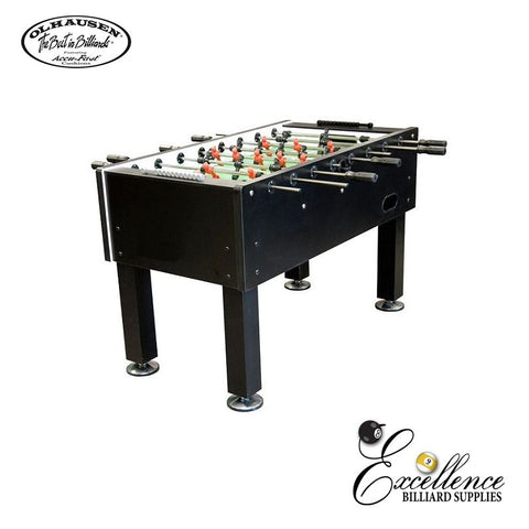 "Olhausen Foosball Table ""International"" 1.5"" Cabinet - Excellence Billiards NZL"