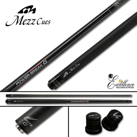 Mezz Power Break G - Excellence Billiards NZL