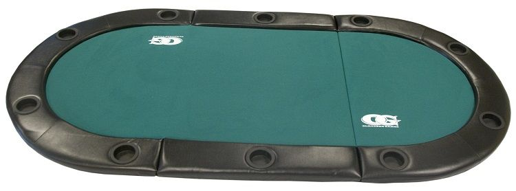 OG Tri Folding Poker Tops - Excellence Billiards NZL