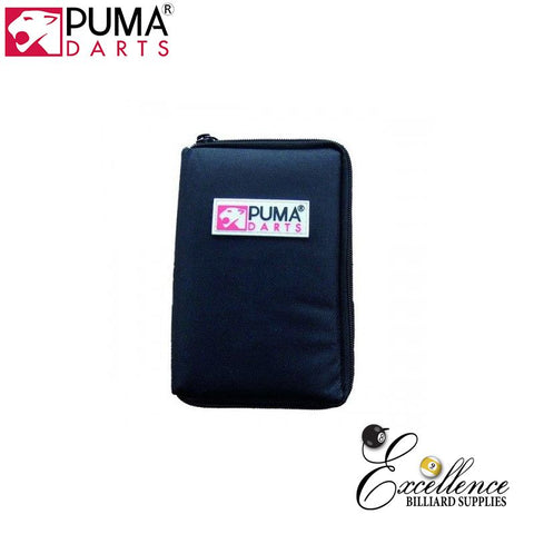 Puma Dart Case - Black Zipped
