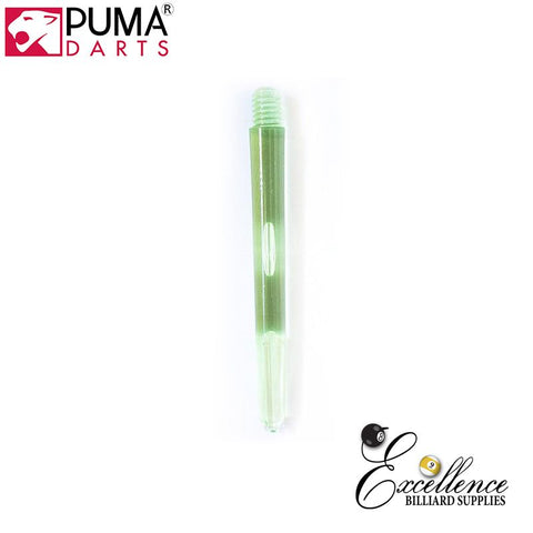 Puma Darts Bubble Shafts Green