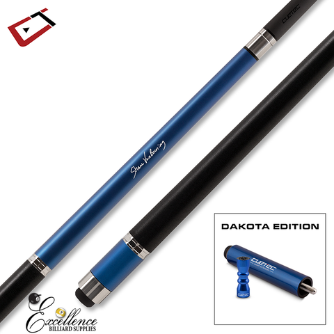 Cuetec Cynergy SVB-BL Daokta Edition Pool Cue - Excellence Billiards