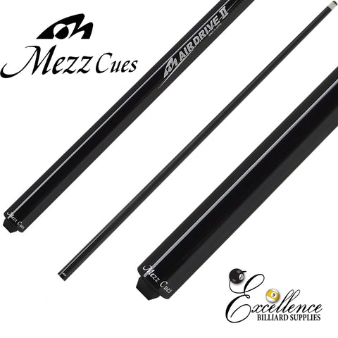Mezz Cues Airdrive II - Excellence Billiards NZL