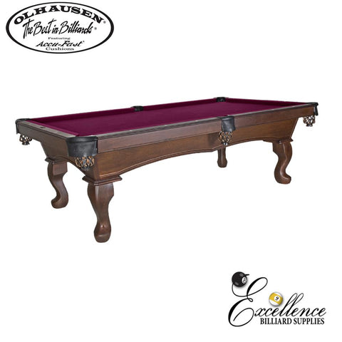 Olhausen Pool Table Americana II 8'