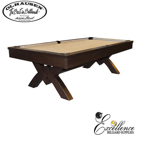 Olhausen Pool Table Anaheim - Excellence Billiards NZL