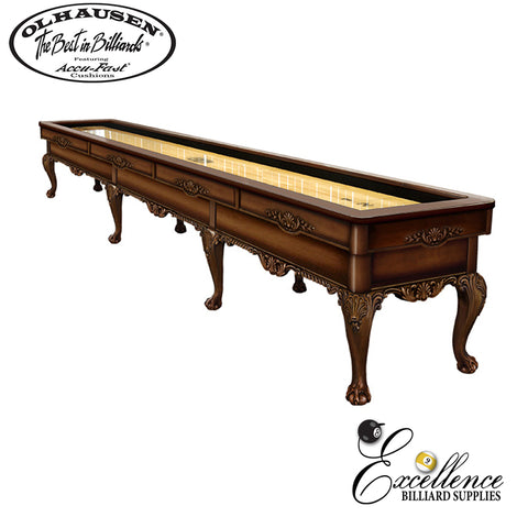 Olhausen - St. Andrews III - Excellence Billiards NZL