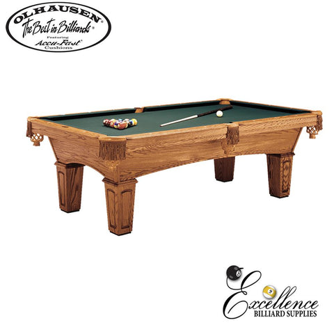 Olhausen Pool Table Augusta 8'