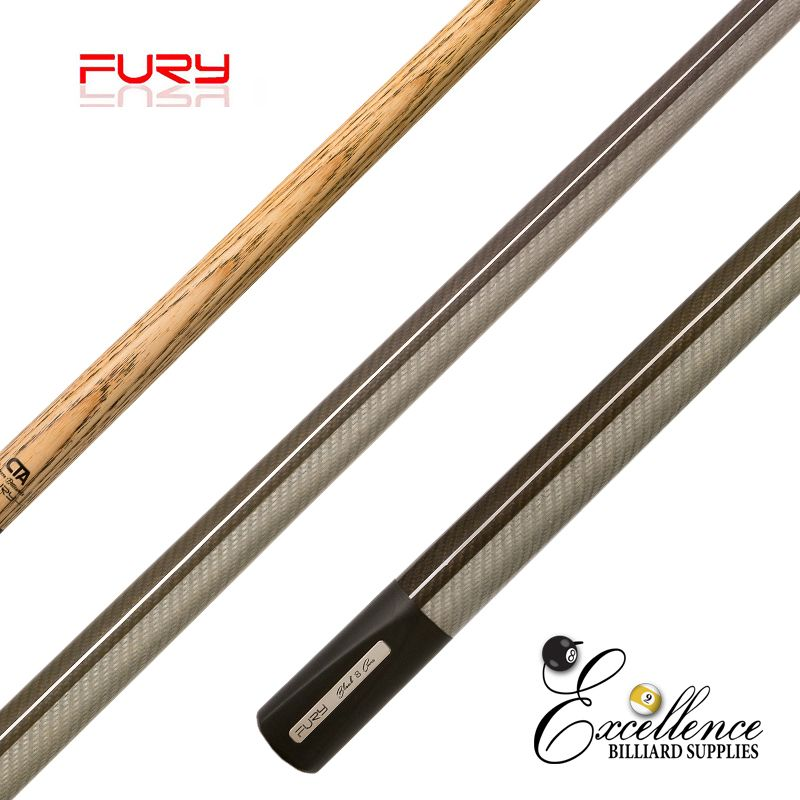 "FURY (AX-1A) 57"" 2-PC POOL CUE"