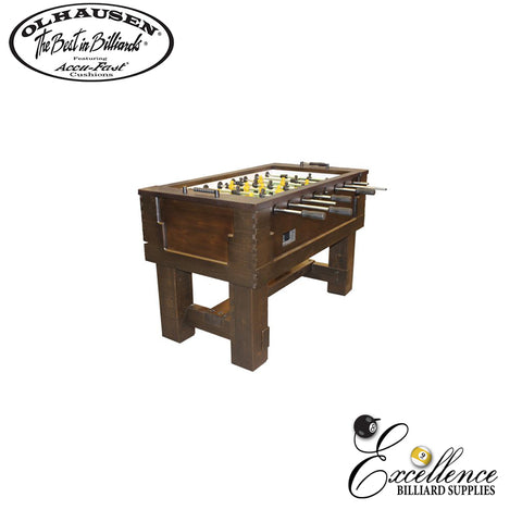 Olhausen Foosball - Breckenridge - Excellence Billiards NZL