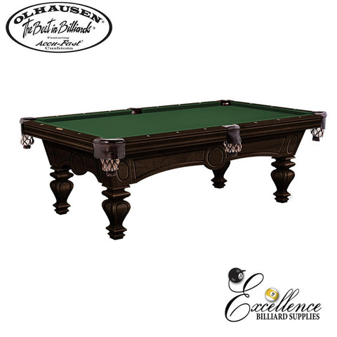 Olhausen Pool Table Caldwell - Excellence Billiards NZL