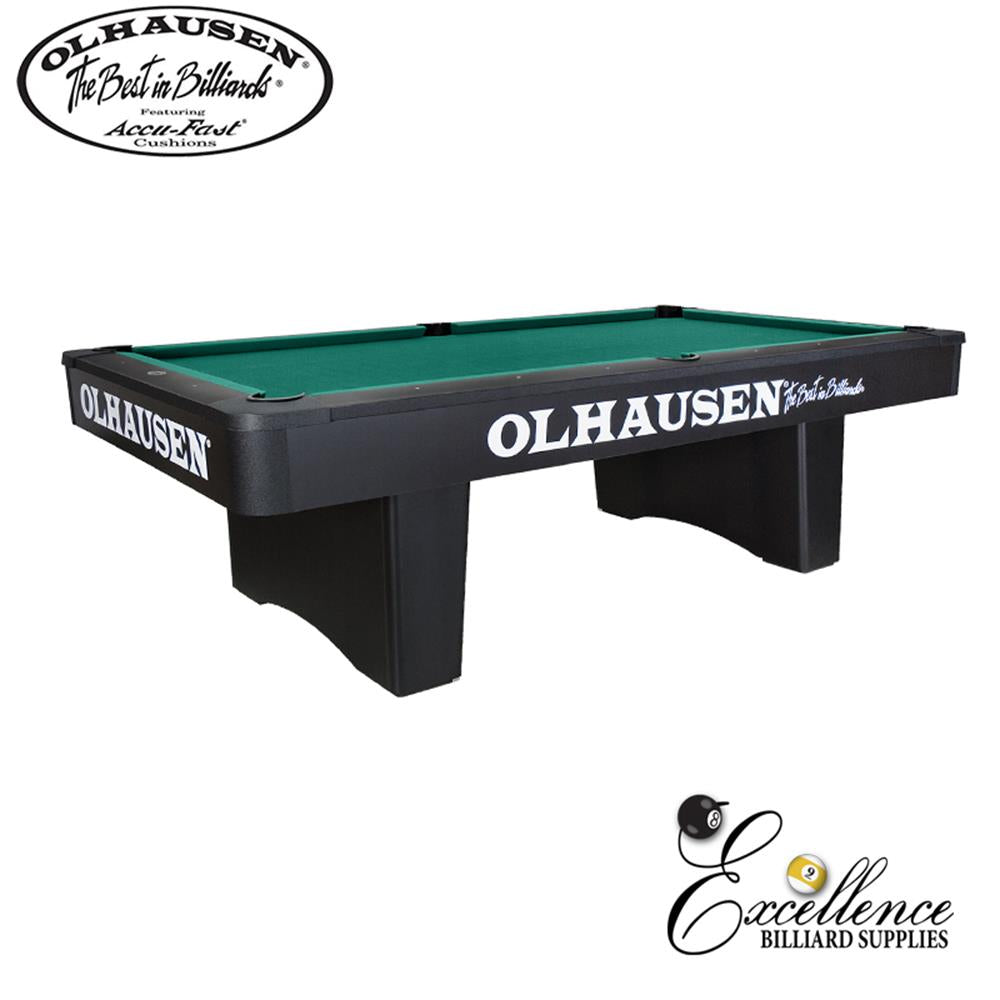 Olhausen Pool Table Champion Pro  II 8' - Excellence Billiards NZL