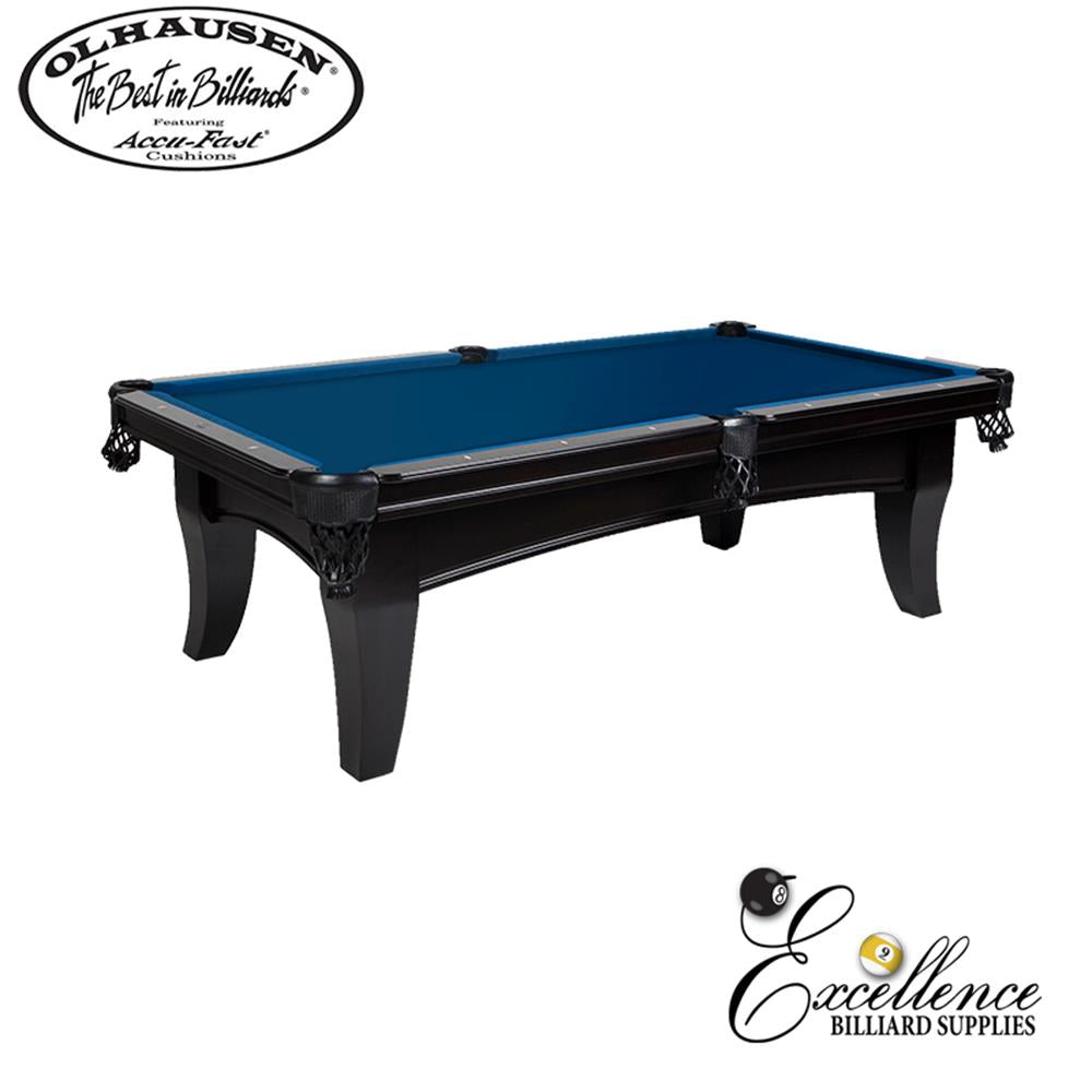 Olhausen Pool Table Chicago 8' - Excellence Billiards NZL