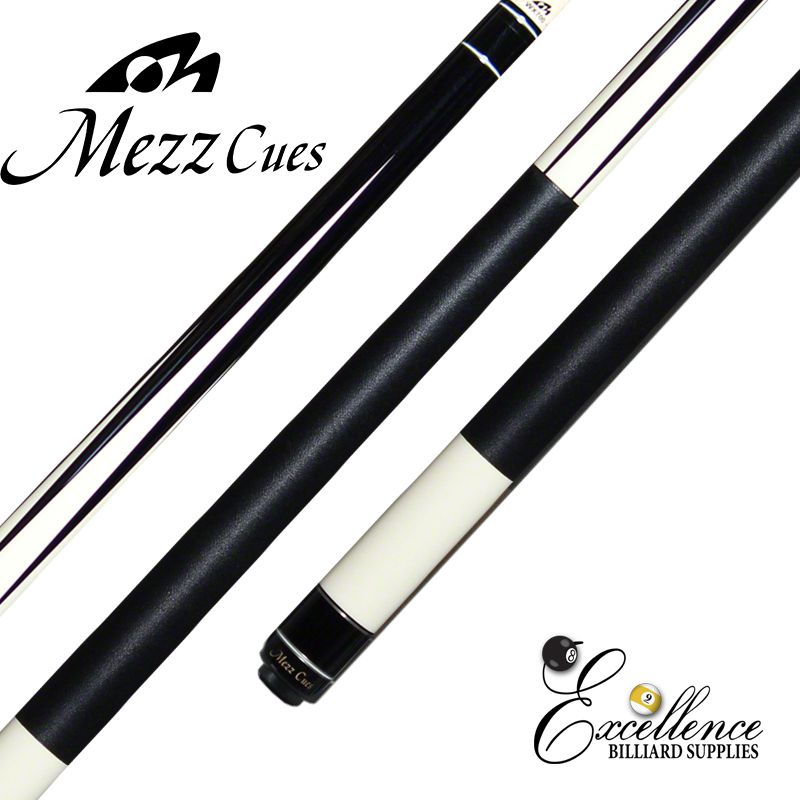 Mezz Cues CP-13SW/W - Excellence Billiards NZL