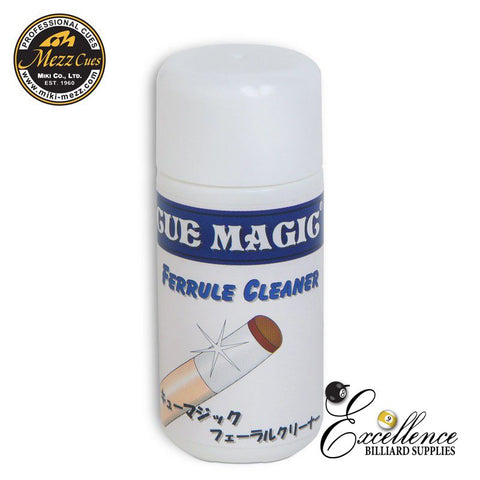Cue Magic - Ferrule Cleaner - Excellence Billiards NZL