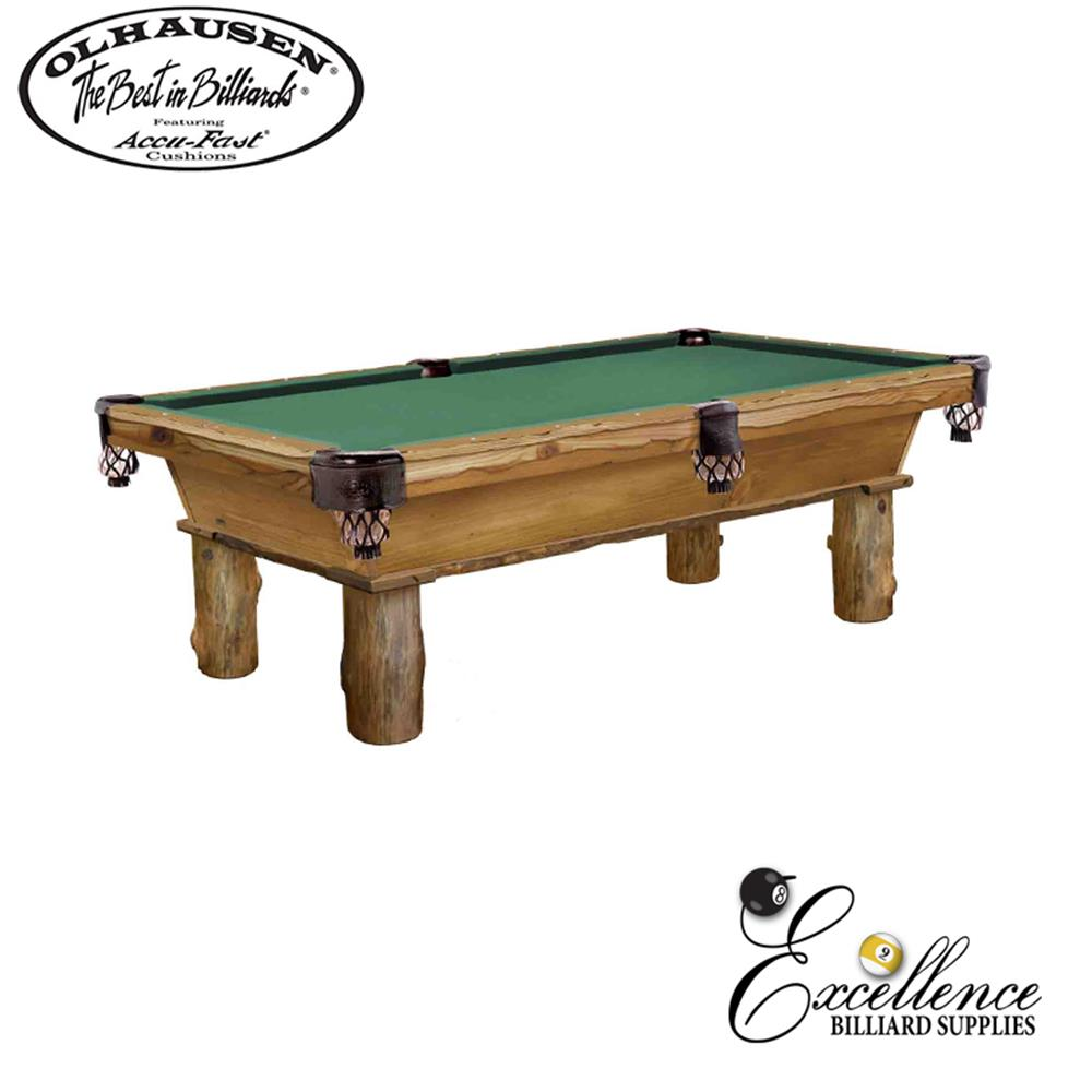 Olhausen Pool Table Cumberland - Excellence Billiards NZL