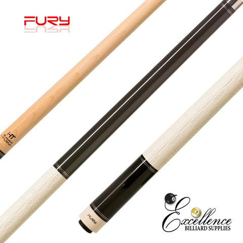 "FURY (CW-2) 58"" 2-PC POOL CUE"