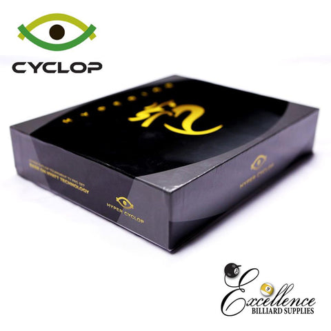 "Cyclop HYPERION Tournament TV Set 2 1/4"" - Excellence Billiards NZL"