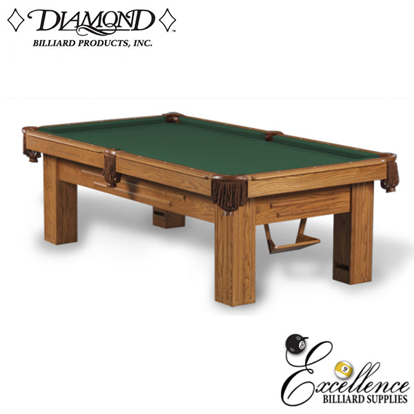 Diamond Oppenheimer - Excellence Billiards