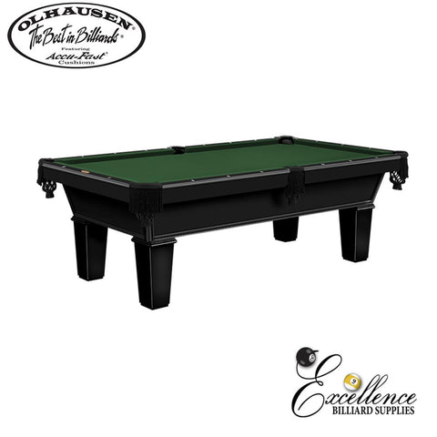 Olhausen Pool Table Drake II 8' - Excellence Billiards NZL
