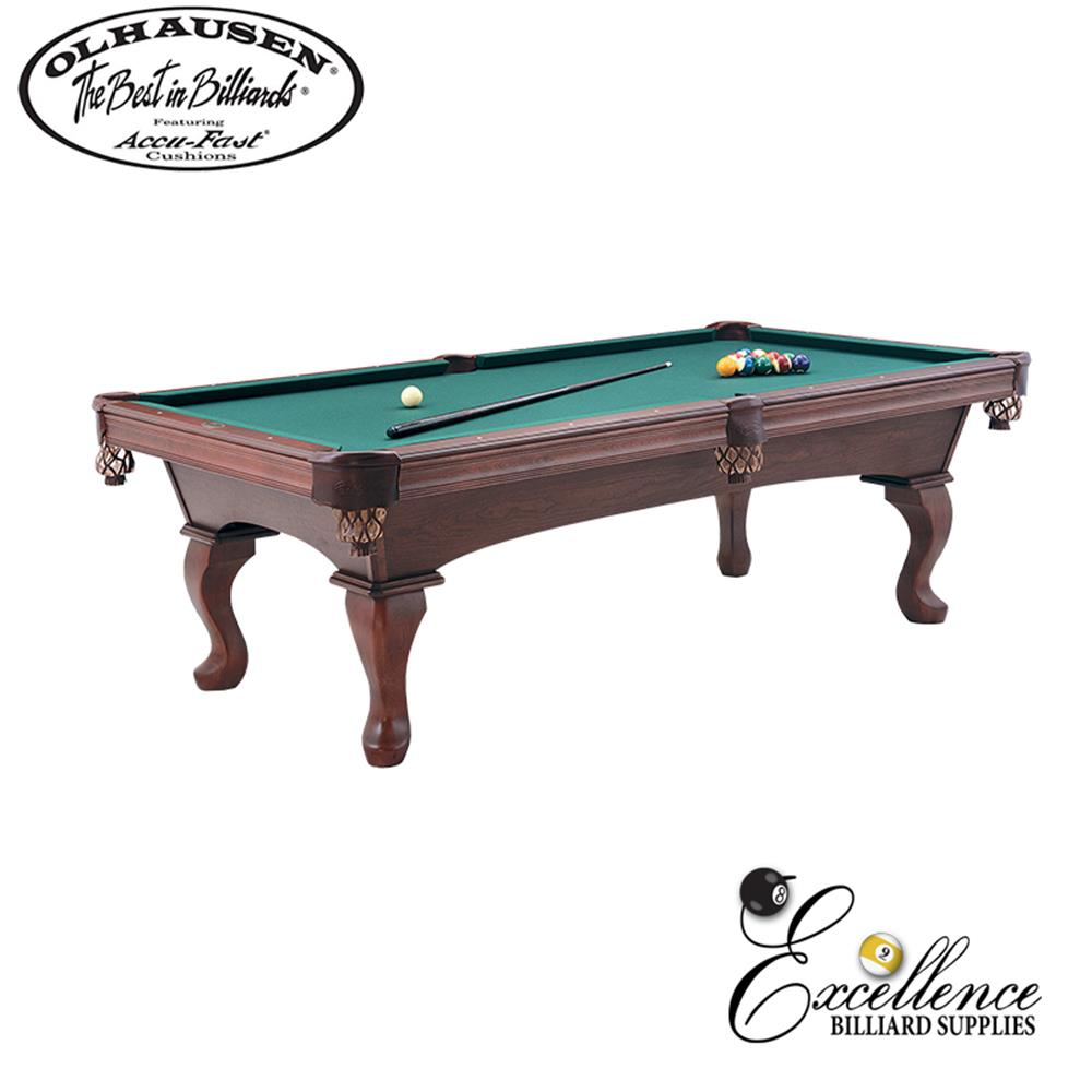 Olhausen Pool Table Eclipse 8' - Excellence Billiards NZL