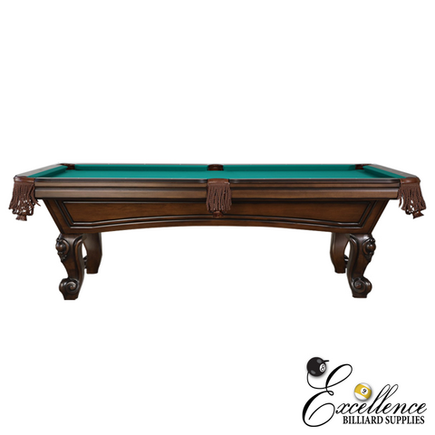 8' Regent Pool Table - Excellence Billiards NZL